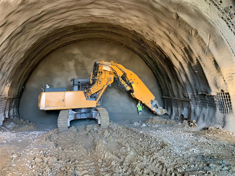 Arlinger Tunnel
