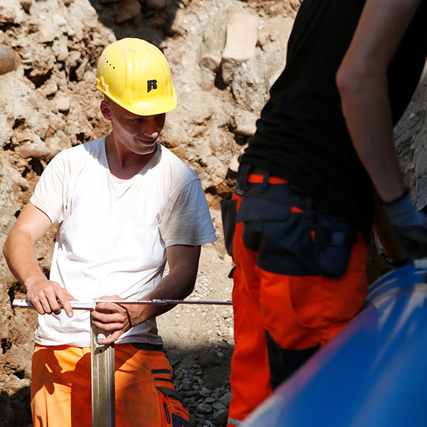 Ausbildung Bei Reif Reif Bauunternehmung