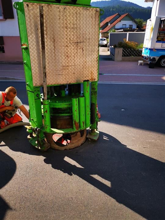 Neugestaltung Ausbau Der L 94 In Der Ortsdurchfahrt Unter Reif